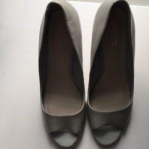 Open toed Summer High Heel